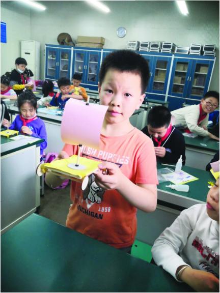 蚌埠第一实验学校中山校区科学实验课。.png